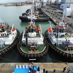 Fratelli Neri Names Three New Tugs