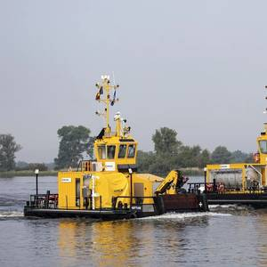 Damen Delivers Two Multi Cats to Brabo in Antwerp