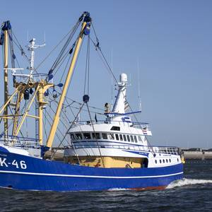 New Beam Trawler Delivered