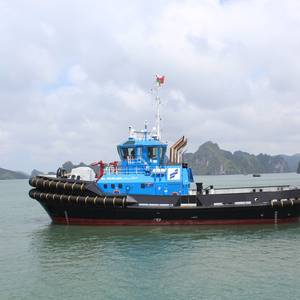 Damen Delivers Tug Pair to Smit Lamnalco