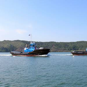Smit Lamnalco Takes Delivery of Two Tugs