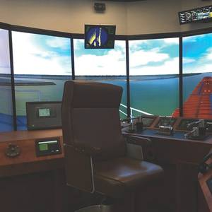 Simulation: Delgado Maritime & Industrial Training Center