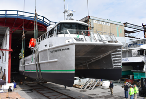 Derecktor Launches Hybrid Cat for Shortsea Venture