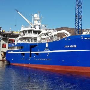 DESS Aquaculture Adds New 60M Harvest Vessel