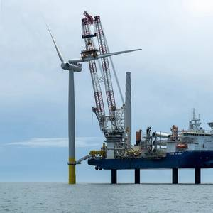US Defense Bill Affirms Jones Act Applies to Offshore Wind