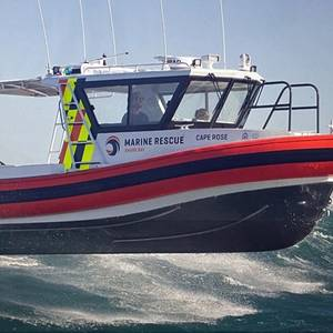 Dongara Marine Delivers Its First Rescue RIB