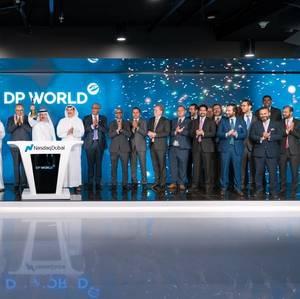 DP World Raises $2.3Bln, Rings Nasdaq Bell