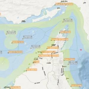 Armed Men Board Vessel in Gulf of Oman