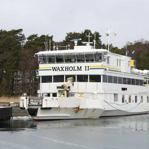 DSO wins Lifetime Extension of Stockholm Ferry