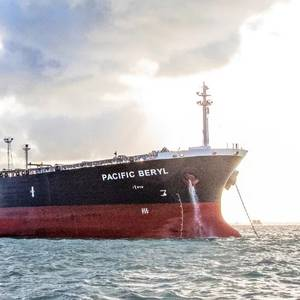 Eastern Pacific Shipping to Trial Biofuels