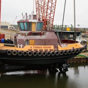 Eastern Launches Tug for Bisso Offshore