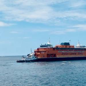 Eastern Completes First Ollis Class Vessel for Staten Island Ferry