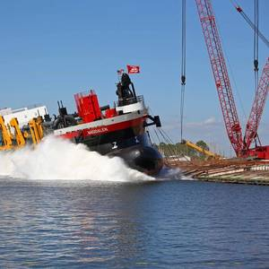 US-built TSHD Magdalen Launched