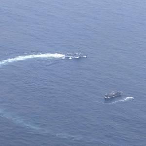 Many Chinese Fishing Vessels Near Galapagos Cut Off AIS, Ecuador Says