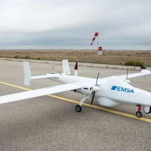 Drones Deployed for Maritime Surveillance off France