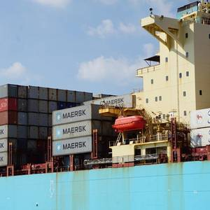 Maersk Suspends Crew Changes