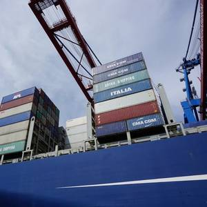 CMA CGM Estimates Low-sulphur Rule Will Cost $160 Per TEU