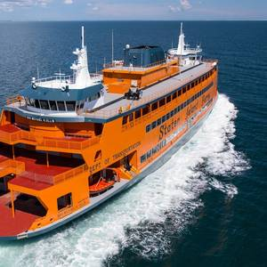 New Staten Ferry Commissioned