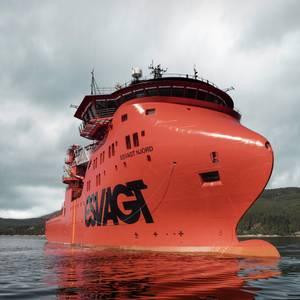 Esvagt SOV Rescues Injured Fishermen in the North Sea