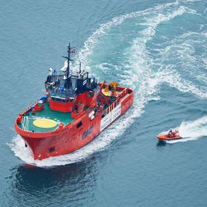 ESVAGT Lands Contracts with TotalEnergies in Denmark