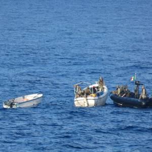 Seychelles Charges Six Somali Pirates