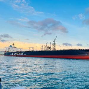 Euronav Suezmax Completes Biofuel Trial