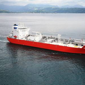 LR Approval in Principle for Exmar Ammonia-fueled Gas Carrier