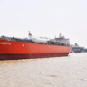 Dual-fuel LPG Carrier Delivered to Exmar