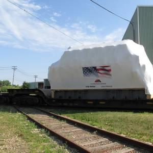 Fairbanks Morse Delivers Engines for USNS Earl Warren