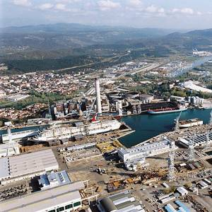 Fincantieri Signs Contract with Chantiers de l'Atlantique