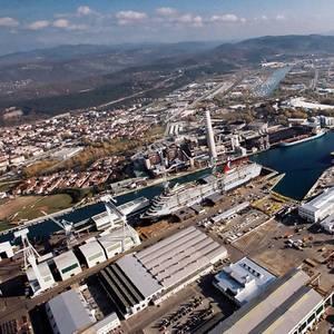 Shipbuilder Fincantieri Suspends Operations for Two Weeks