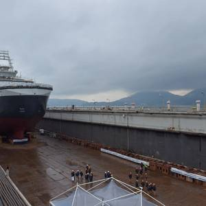 Norway's New Oceanographic Icebreaker Launched