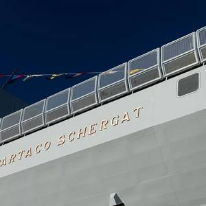 Fincantieri: The Ninth Multipurpose Frigate Launched