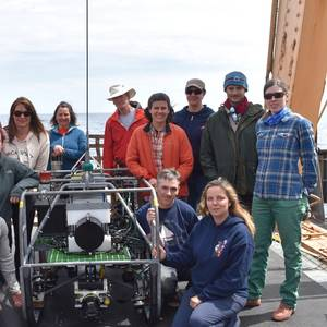 Scientists Explore Canada's Deep Ocean Seamounts