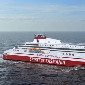 Flensburg Shipyard, Spirit of Tasmania Sign LOI