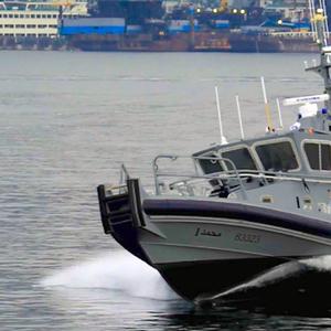 FMM, Vigor Deliver Response Boats to Bahrain