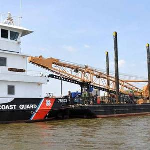 USCG Buoy Tenders Set for Engine Overhauls