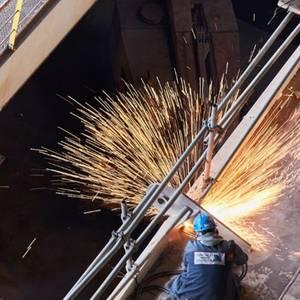 Flensburger Schiffbau-Gesellschaft Suspends Operations