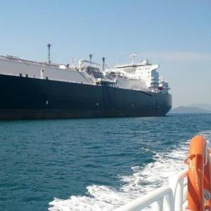 Samsung Delivers LNG Carrier to GasLog