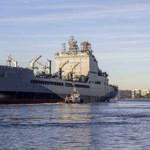 NASSCO Launches First New Oiler for the US Navy