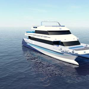 Gladding-Hearn Begins Rhode Island Ferry Build