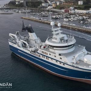Gondan Delivers Trawler to Engenes Fiskeriselskap