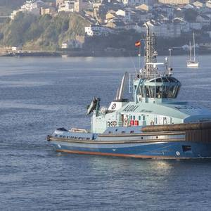 Third Dual-fuel Tug for Østensjø Rederi