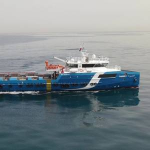 Grandweld Delivers Four Crewboats for HSM