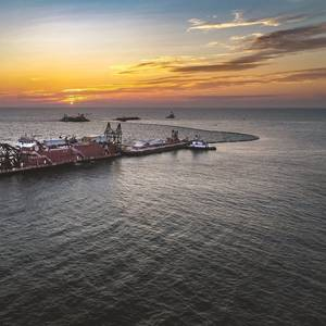 Great Lakes Dredge & Dock Moving Its HQ to Houston