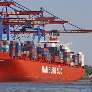 Consolidated Container Fleets Worth $33.4 Billion