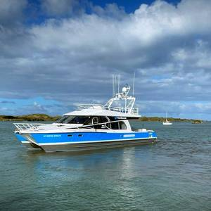 HamiltonJet Launches Electro-Hybrid Drive (EHX) Demo Boat