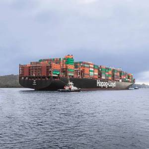 Hapag-Lloyd Secures 'Green Financing' for LNG-powered Newbuilds