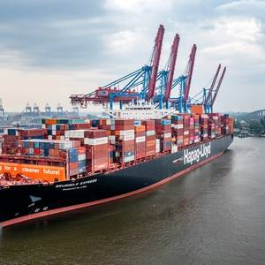 World's First Large Containership Converted to LNG Propulsion