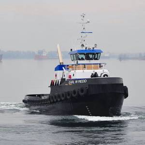 Harley Marine Welcomes First US EPA Tier 4 Tractor Tug